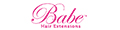 Brand logo for Babe Hair Extensions