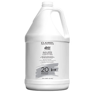 Product image for Clairol Pure White 20 Volume Gallon