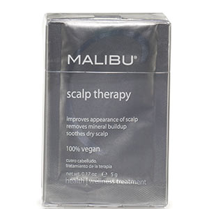Product image for Malibu Scalp Therapy 5 Grams 12 Packets