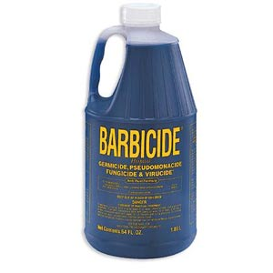 Product image for Barbicide 1/2 Gallon