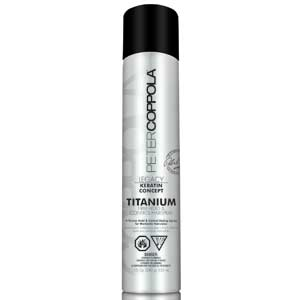 Product image for Peter Coppola Titanium Hairspray 10 oz