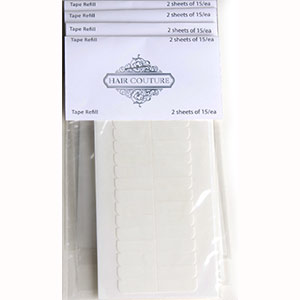 Product image for Hair Couture Tape Extension Tabs 1/4