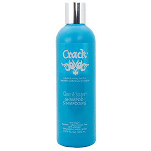 Product image for Crack Clean & Soaper Shampoo 10 oz