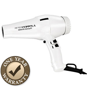 Product image for Peter Coppola Genesis 5000 Blow Dryer White