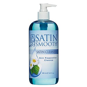 Product image for Satin Smooth Satin Cleanser 16.9 oz