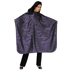 Product image for Betty Dain Bleach Proof Cape - Purple