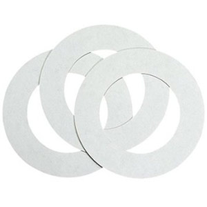 Product image for Satin Smooth Collar Rings 20 Count