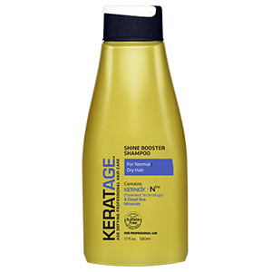 Product image for Keratage Shine Booster Shampoo 17 oz