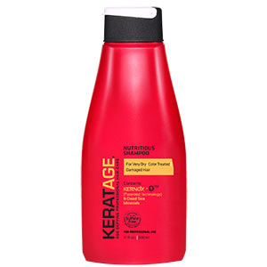 Product image for Keratage Nutritious Shampoo 17 oz
