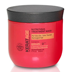 Product image for Keratage Nutritious Treatment Mask 17 oz