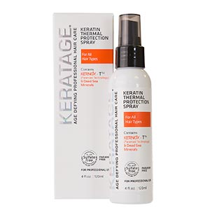 Product image for Keratage Keratin Thermal Protection Spray 4 oz