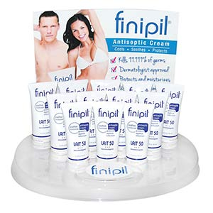 Product image for Nufree finipil LAIT 50 Retail Display