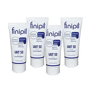 Product image for Nufree finipil LAIT 50 Tube 4 Pack (1.5 oz)
