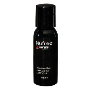 Product image for Nufree 4 Men Only Erasing Lotion 1 oz