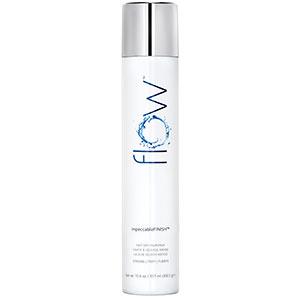 Product image for Flow impeccableFINISH Fast Dry Hairspray 10.6 oz