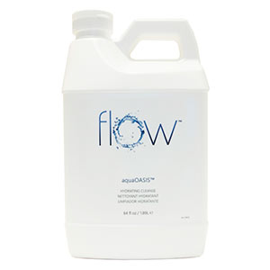 Product image for Flow aquaOASIS Hydrating Cleanse 64 oz