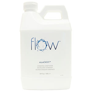 Product image for Flow aquaOASIS Hydrating Conditioner 64 oz