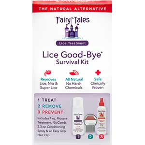 Product image for Fairy Tales Lice Good-Bye Survival Kit