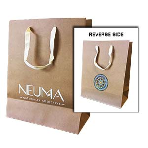 Product image for Neuma Eco-Recycled Retail Bag 8 x 4 x 10