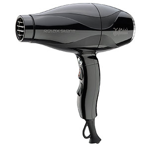 Product image for Gamma Piu Relax Silent 1750 Dryer Black