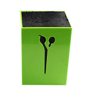 Product image for Scissor Storage Box - Green