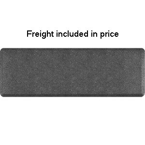 Product image for Smart Step Granite Steel 6' x 2' Rectangle Mat