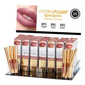Product image for GrandeLIPS 21 Piece Liquid Lipstick Center