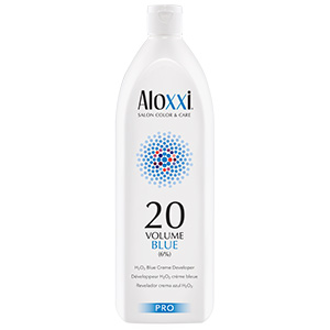 Product image for Aloxxi h2o2 Blue Cream 20 Volume Cream Developer