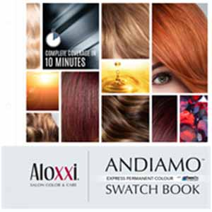 Product image for Aloxxi Andiamo Swatch Book