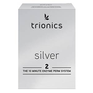 Product image for Trionics Silver #2 Perm for Color-Treated Hair