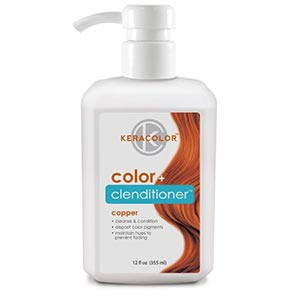 Product image for Keracolor Color + Clenditioner Copper 12 oz