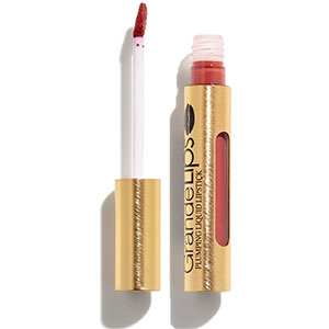 Product image for GrandeLIPS HydraPlump Lipstick Strawberry Rhubarb
