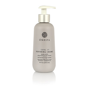 Product image for Onesta Curl It Defining Creme 8 oz