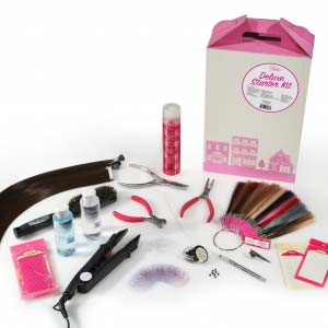 Product image for Babe Hair Extensions Deluxe Starter Kit
