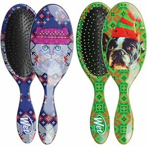 Product image for The Wet Brush Ugly Holiday Sweater Brush