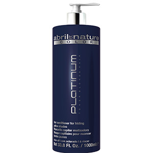 Product image for Abril et Nature Platinum Toner Blonde Hair Liter