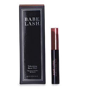 Product image for Babe Lash Volumizing Brow Filler Dark Brown 5 ml
