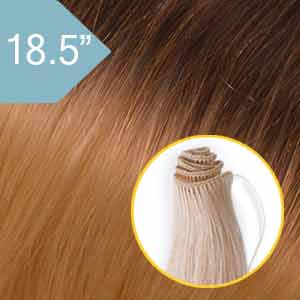 Product image for Babe Hand Tied Weft Ombre #4/613 Kymberly 18.5