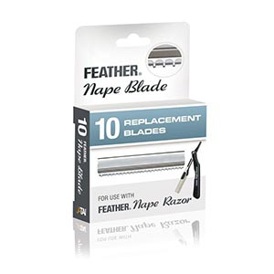 Product image for Jatai Feather Nape & Body Razor Replacement Blades