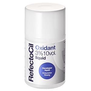 Product image for RefectoCil Oxidant 3% 10 Vol Liquid Developer 3.38