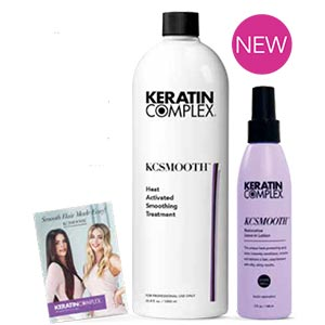 Product image for Keratin Complex KCSMOOTH Treatment Promo Liter
