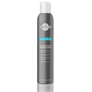 Product image for Keracolor Done with it Finishing Spray 10 oz