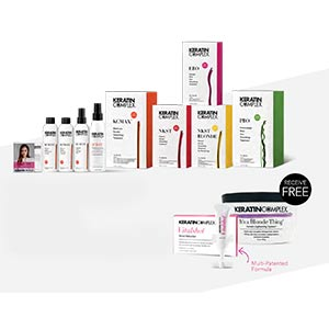 Product image for Keratin Complex Large Try Me Deal