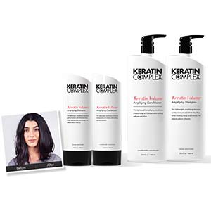 Product image for Keratin Complex Amplified Deal
