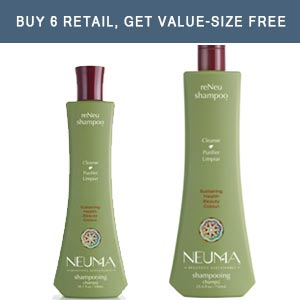 Product image for reNeu Shampoo Buy 6, Get a Value Size FREE