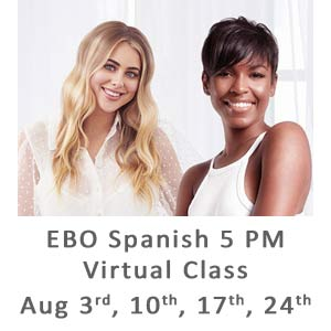 Product image for Keratin Complex EBO Spanish Virtual Course