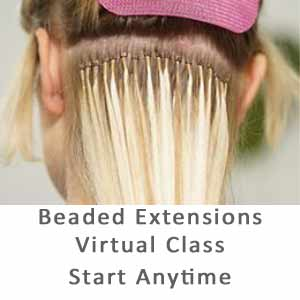 Product image for Babe Beaded Extension Virtual Course