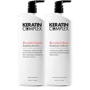 Product image for Keratin Complex Keratin Volume Liter Duo