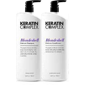 Product image for Keratin Complex Blondeshell Liter Duo
