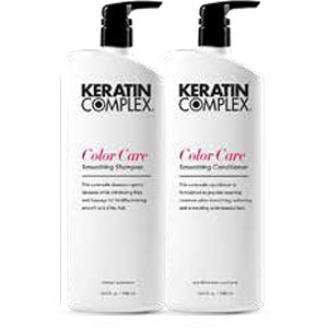 Product image for Keratin Complex Color Care Liter Duo